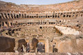 Colosseum the enormous amphitheatrum flavium better known as the rome italy Stock Images