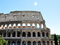 Colosseum in Italy Stock Photography