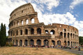 Colosseum Rome Royalty Free Stock Photo