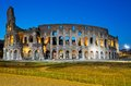 Colosseum, Rome Royalty Free Stock Photos