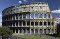 Colosseum - Rome - Italy Royalty Free Stock Photography