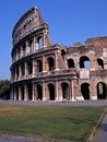 Colosseum, Rome, Italy. Royalty Free Stock Images