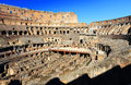Colosseum in rome italy europe Stock Photo