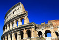 Colosseum in rome italy europe Royalty Free Stock Photos