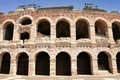 Colosseum in Verona, Italy Royalty Free Stock Photos