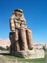 Colossi of Memnon Stock Images