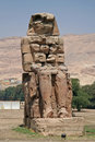 Colossi of Memnon Stock Photos
