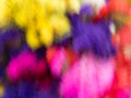 Colotful abstract colorful shot with motion panning Stock Image
