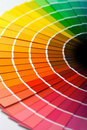 Colour fan