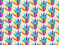 Colour patterns colourfully and make with a program Royalty Free Stock Image
