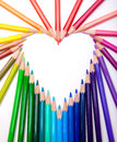 Colour Pencils Royalty Free Stock Image