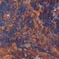 Colour surface stone texture closeup Stock Images