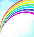 Colourful background from a rainbow Royalty Free Stock Photography