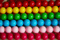 Colourful beads Stock Photography