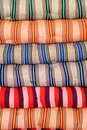 Colourful cloth Stock Image