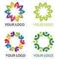 Colourful Community Logo