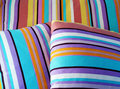 Colourful cushions Stock Image