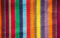 Colourful  fabric background Royalty Free Stock Images