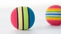Colourful Foam Balls. Royalty Free Stock Photo