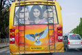 Colourful Indian Bus Stock Photos