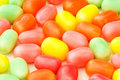 Colourful jelly beans Royalty Free Stock Image