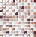 Colourful mosaic texture Stock Photo