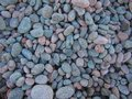 Colourful smooth round stones Royalty Free Stock Photo