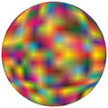 Colourful Sphere Royalty Free Stock Photo