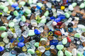 Colourful stones Royalty Free Stock Photo