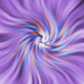 Colourful swirl illustration of series Stock Photos