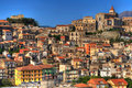 Colourful Town in Sicily Royalty Free Stock Photo