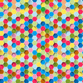 Colourful vector for background