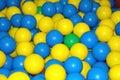 Colourfull balls Royalty Free Stock Photo