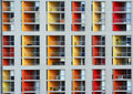 Colourfull living Stock Images