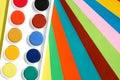 Colours Stock Photo