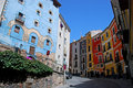 Colours of Cuenca Royalty Free Stock Photo