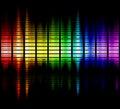 Colours spectrum