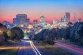Columbia, South Carolina, USA Royalty Free Stock Photo
