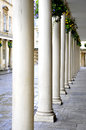 Columns, Bath, England Stock Photography