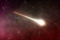 Comet Royalty Free Stock Photo