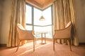 Comfortable room corner Royalty Free Stock Photo