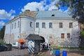 Commandant's house in Vyborg Castle in Vyborg, Russia
