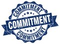 commitment seal. stamp
