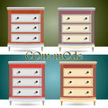 Commode illustration