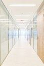Common office building interior generic Stock Photo