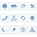Communication & internet icon Stock Photos
