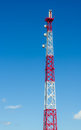 Communications Tower Royalty Free Stock Photo