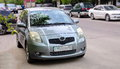Compact car. Royalty Free Stock Photo