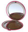 Compact mirror Royalty Free Stock Photo