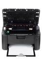 Compact printer Royalty Free Stock Photo